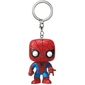 MILES MORALES SPIDER-MAN POCKET Pop Marvel Avengers Funko Pop Vinile Portachiavi