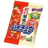 森永製菓  紅白果実のハイチュウアソート  77g×6袋