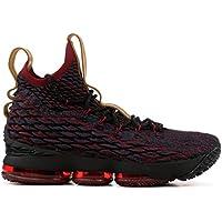 Nike Lebron 15 DK Atomic Teal Black Team Red 897648 300