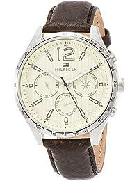 [トミーヒルフィガー]TOMMY HILFIGER 腕時計 GAVIN ベージュ文字盤 クォーツ 1791467 メンズ 【並行輸入品】