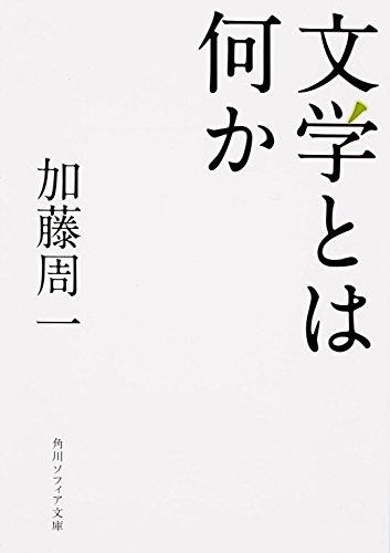 文学とは何か (角川ソフィア文庫)の詳細を見る