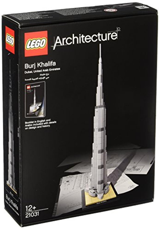 レゴ (LEGO) アーキテクチャー ブルジュ?ハリファ 21031