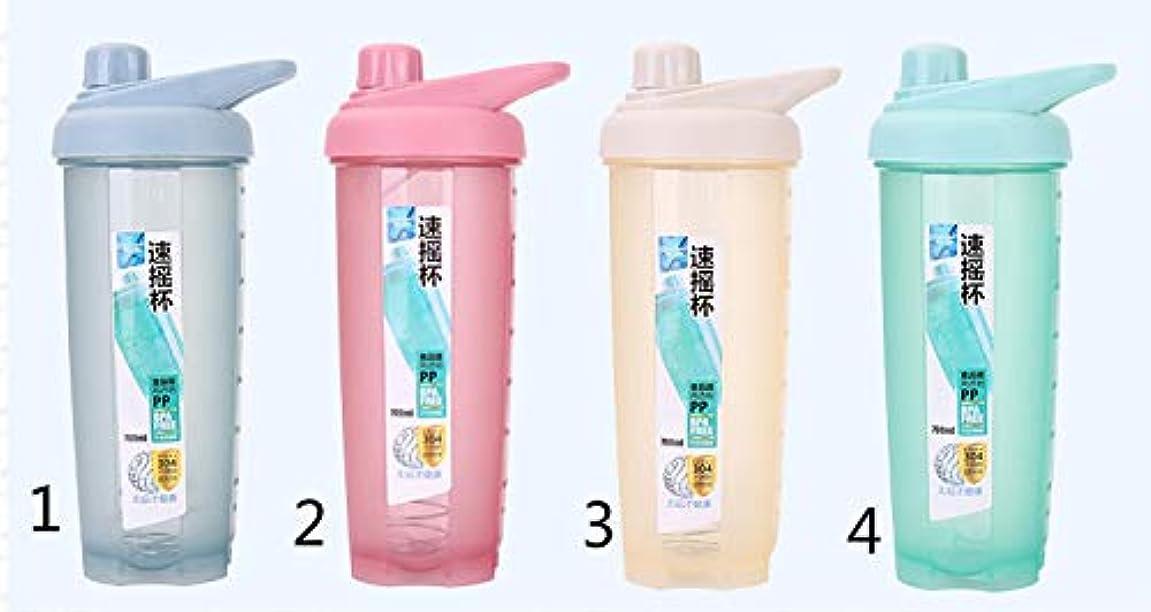こだわりお風呂を持っている見つけたプロテインシェーカー 栄養錠剤ビタミン入れ ダイエットドリンク用 タンパク質パウダーミキサーボルト 栄養補給 プロテイン 収納ケース 水筒 漏れ防止 シェーカーボトル