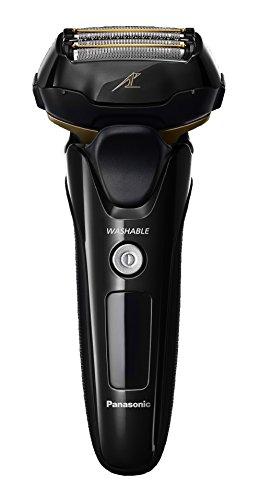 パナソニック ラムダッシュ メンズシェーバー 5枚刃 黒 ES-LV5A-K