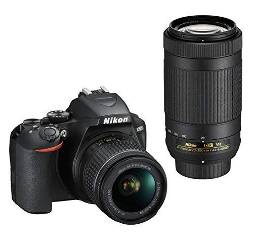 Nikon デジタル一眼レフカメラ D3500 ダブルズーム...