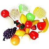 Lumierechat たっぷり どっさり フルーツ盛り合わせ 食品サンプル ディスプレイ おままごと