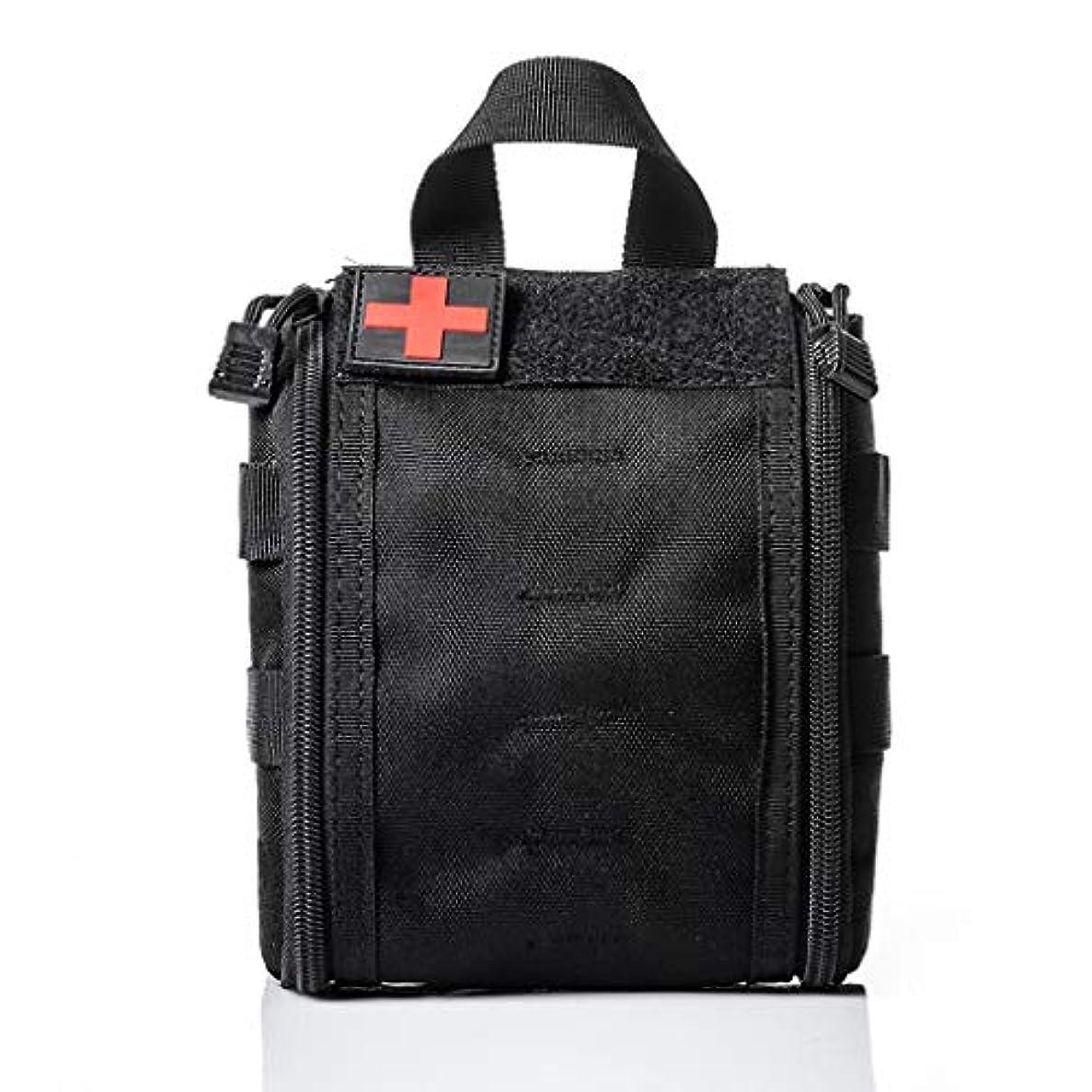 基本的なガードフィールドNYDZDM 応急処置キット - アウトドアスポーツトラベルトラベルカーケア収納バッグ、サバイバル記事緊急キットバッグ (Color : C)