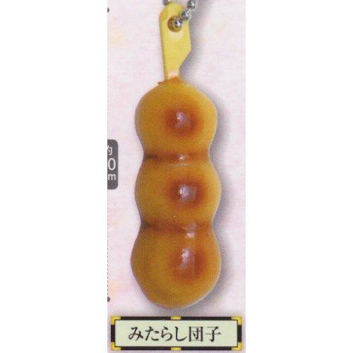 昔なつかし。日本の伝統【和菓子】 [1.みたらし団子](単品)