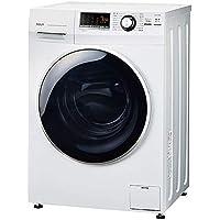 アクア 8.0kg ドラム式洗濯機【左開き】ホワイトAQUA Hot Water Washing(乾燥機能なし) AQW-FV800E-W