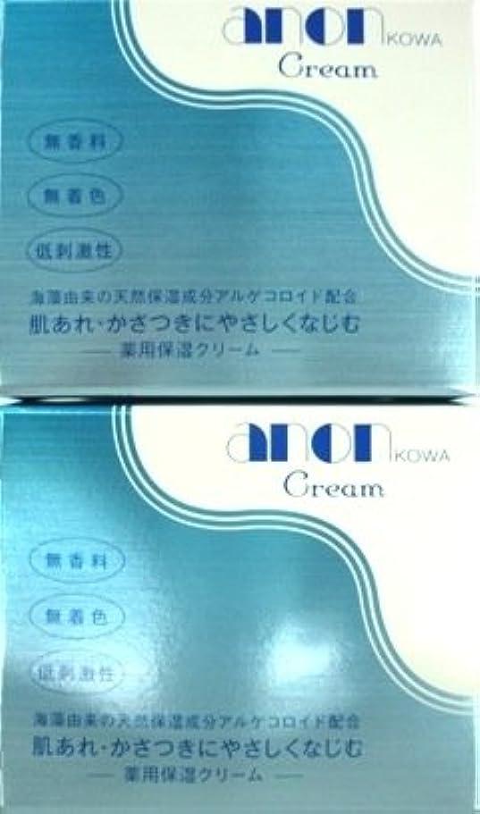 無駄暗くする仮称興和新薬 アノンコーワクリーム(160g)×2