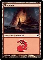 英語版 イニストラード Innistrad ISD 山 Mountain (#260) マジック・ザ・ギャザリング mtg