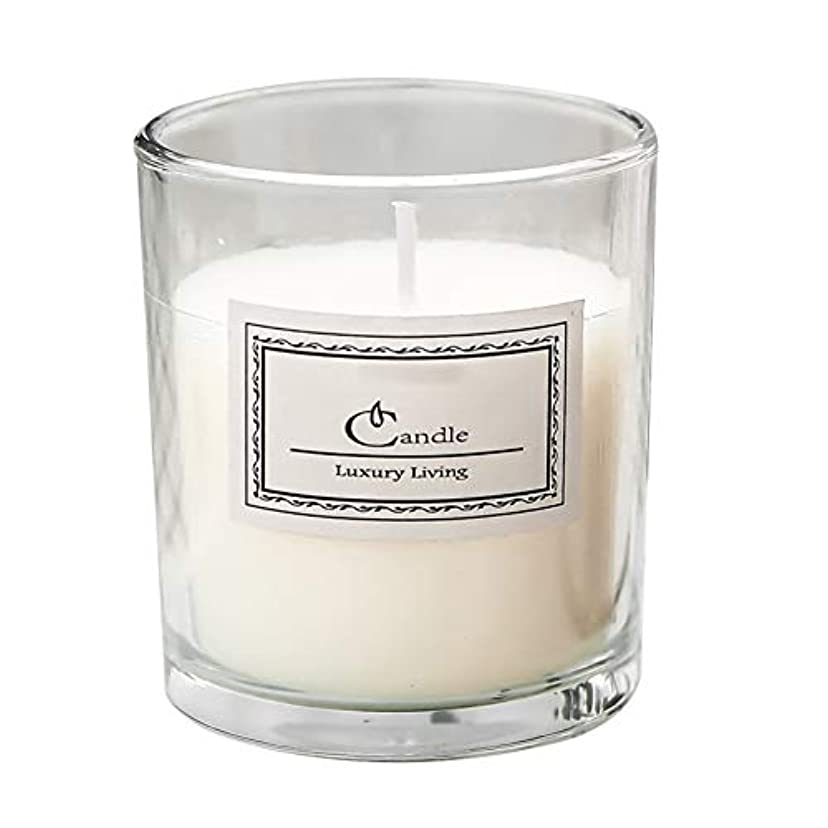 スリップシューズ低い暫定アロマキャンドル、落ち着かせる睡眠、ホームインテリア寝室持続香、ニッチなクリスマスのロマンチックな香りの贈り物