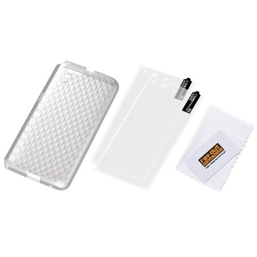AQUOS PHONE ZETA SH-01F ケース キラキラ・ソフトジャケット/ラメクリア レイ・アウト RT-SH01FC7/C
