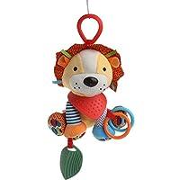 mimgo Baby Rattle Bell Pacify Dolls幼児ベビーベッドベビーカーHanging動物おもちゃ Mimgo_7HH900241