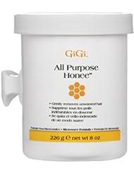 GiGi All Purpose Microwave Honee Wax 236 ml (並行輸入品)