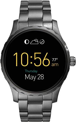 [フォッシル]FOSSIL 腕時計 Q MARSHAL スマートウォッチ FTW2108 メンズ 【正規輸入品】