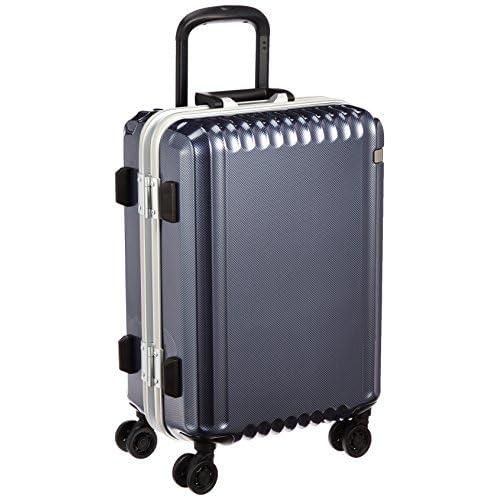 [エース] ace. スーツケース パリセイドF 47cm 32L 3.5kg 機内持込可 05571 03 (ネイビーカーボン)