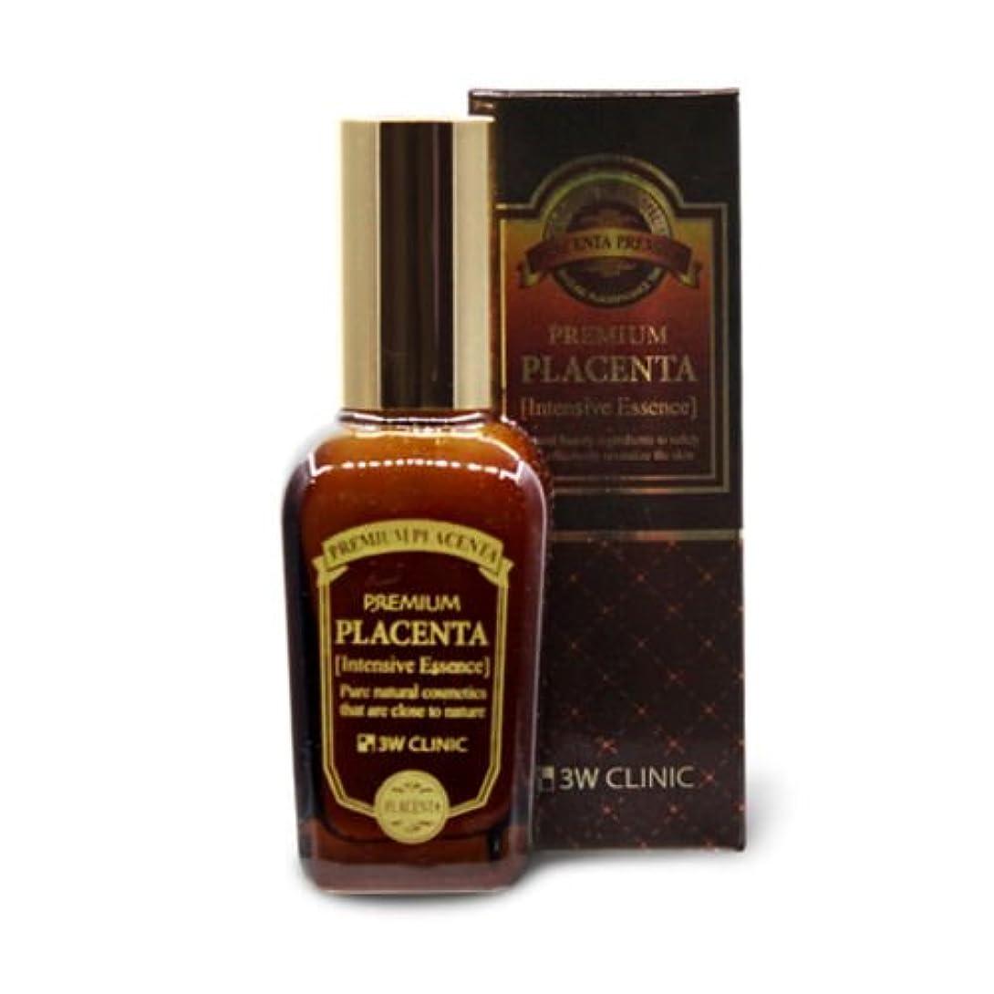 リード不毛の聴衆3Wクリニック[韓国コスメ3w Clinic]Premium Placenta Intensive Essence プレミアムプラセンタインテンシブエッセンス50ml[並行輸入品]