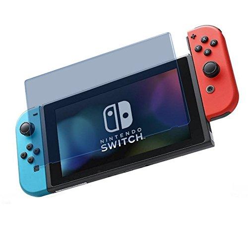 【2枚/セット】 Nintendo Switch ガラスフィ...