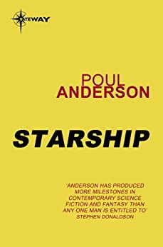 Starship: Psychotechnic League Book 6 by [Anderson, Poul]