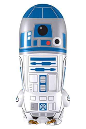 【正規輸入品】 スターウォーズ R2-D2 USBメモリー 8G 壁紙・スクリーンセイバー・アイコン・アバター付き 着脱時オリジナル音声 Mimobot ミモボット