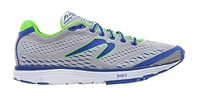 [ニュートンランニング] Newton Running ランニングシューズ AHA[メンズ] M004114 - (Grey/Blue/8)