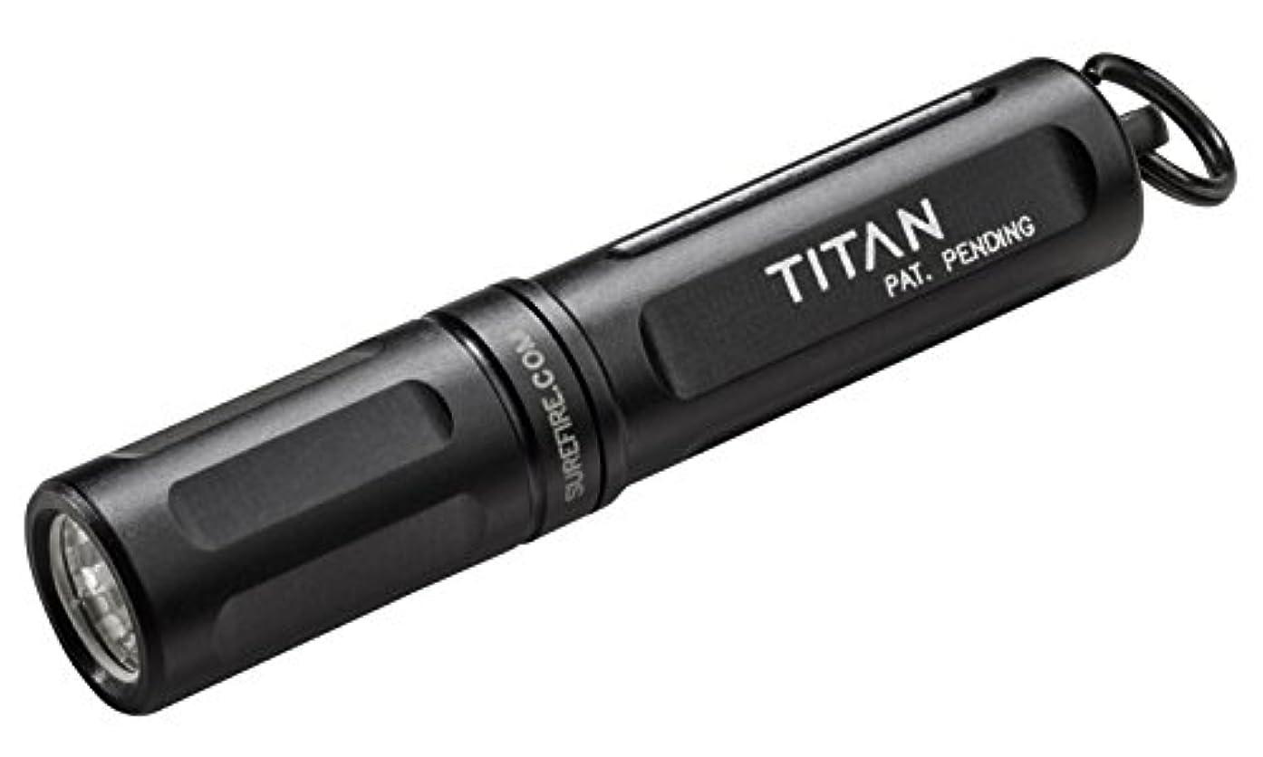 工業用争う暴露【国内正規品】 SUREFIRE ウルトラコンパクト LED キーチェーンライト TITAN-A