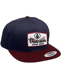 [ボルコム]< ユニセックス > 定番 スナップバック キャップ ( サイズ調整可能 ) [ D5511626 / Cresticle Hat ] 帽子 おしゃれ