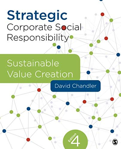 Download Strategic Corporate Social Responsibility: Sustainable Value Creation 1506310990