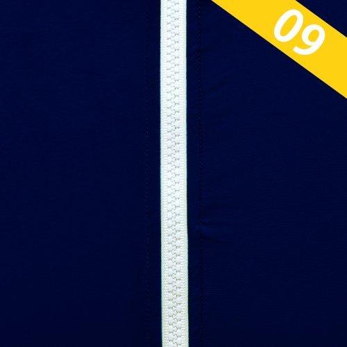 DABADA(ダバダ) ラッシュガード 男女兼用 全17色 5サイズ パーカー UVカット 指穴付き (9, L)