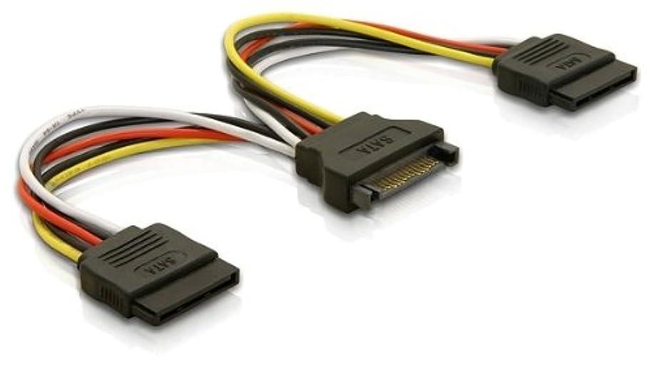ストッキング重なるほとんどないDelock I/O Adapter DELOCK 1xSATA-St>2