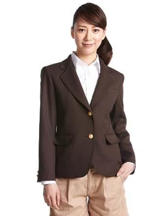 (コノミ) CONOMi 制服 レギュラーブレザージャケット ARCJ-1011 06 ブラウン M