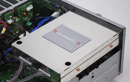 MARANTZ プリメインアンプ USB-DAC機能搭載 シルバーゴールド PM-7005/FN