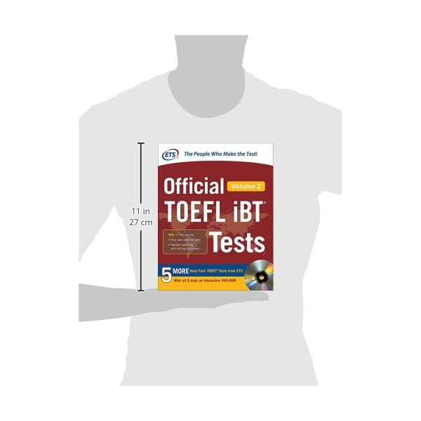 Official TOEFL iBT® Tes...の紹介画像3