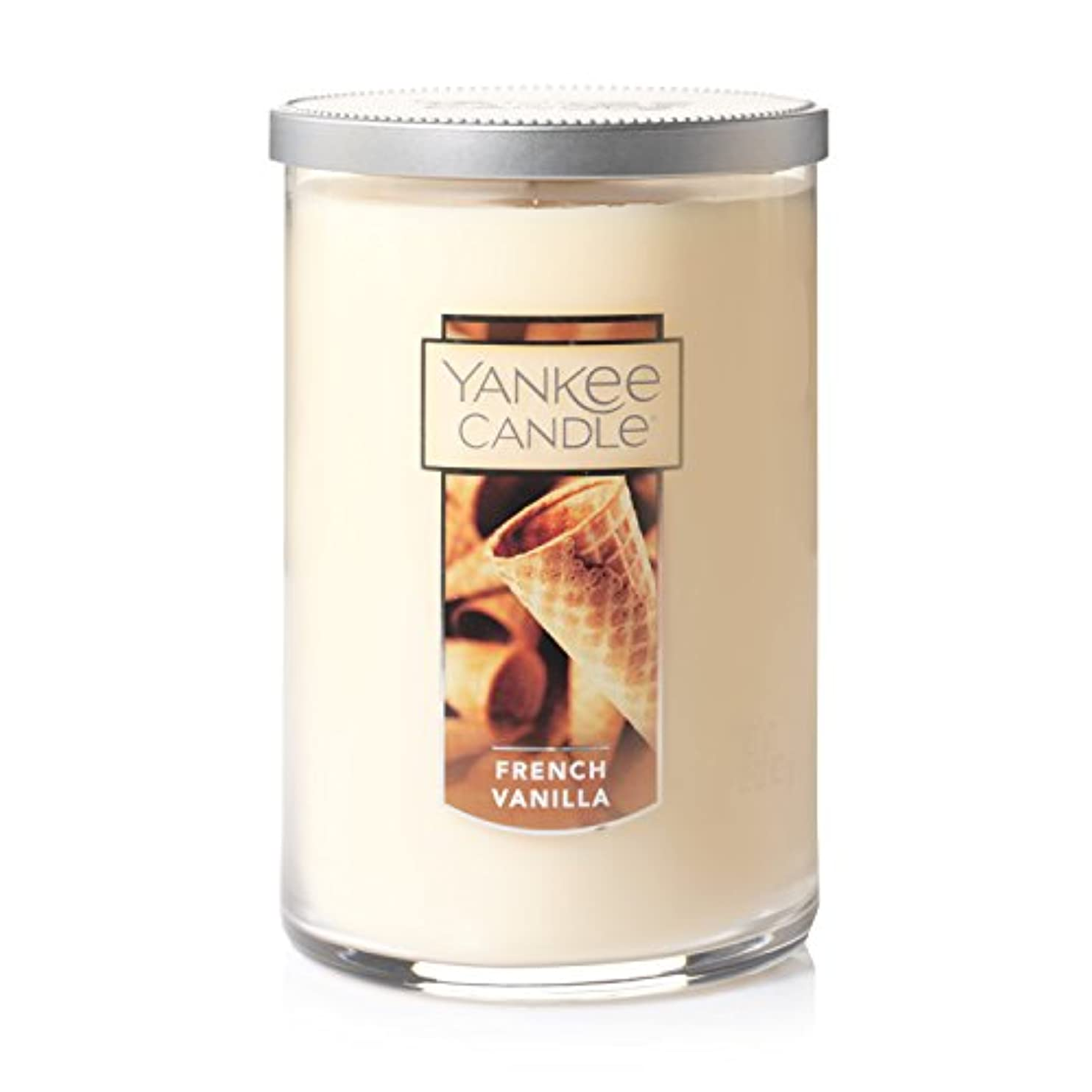 Yankee Candle Company Yankee Candle ミディアムジャーキャンドル Large 2-Wick Tumbler Candle 1125728Z