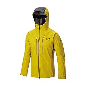 マウンテンハードウェア(マウンテンハードウェア) マウンテンハードウェア Mountain Hardwear OM5524-710 Electron Yellow セラクションジャケット Seraction Jacket 防水 防風 ハードシェル ランニング クライミング (Men\'s)