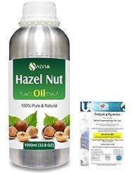Hazel Nut (Corylus avellana) 100% Natural Pure Essential Oil 1000ml/33.8fl.oz.