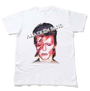 Aladdin Sane (Tシャツ) (Size: L) UIZZ-10830