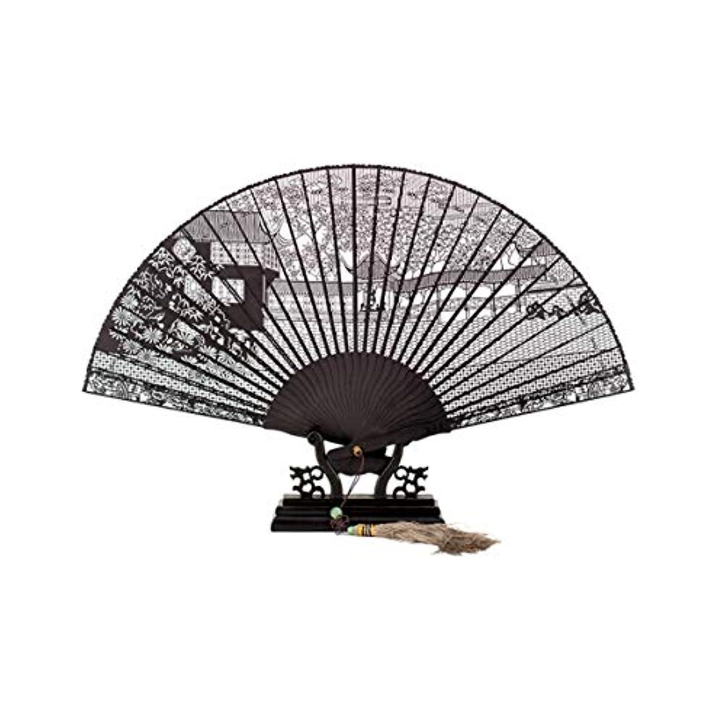 隔離するプレゼンター放散するKATH 扇子、中国のスタイルのギフトクラフトファン