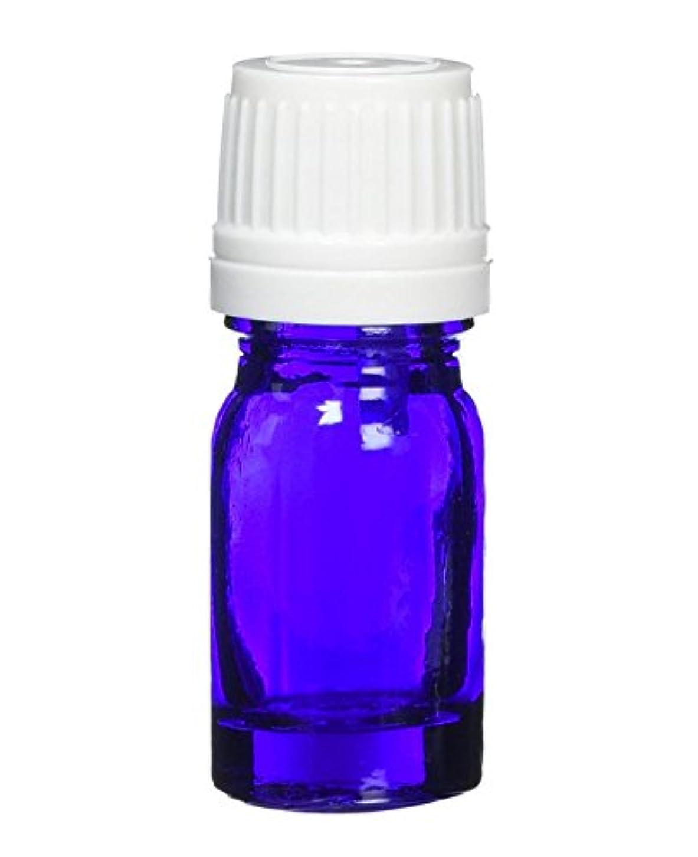 解決する盆始めるease 遮光ビン ブルー (高粘度用) 5ml ×5本 (国内メーカー)
