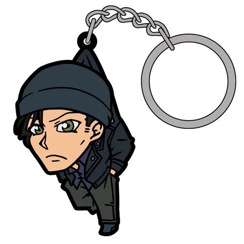 名探偵コナン 赤井秀一 つままれキーホルダー