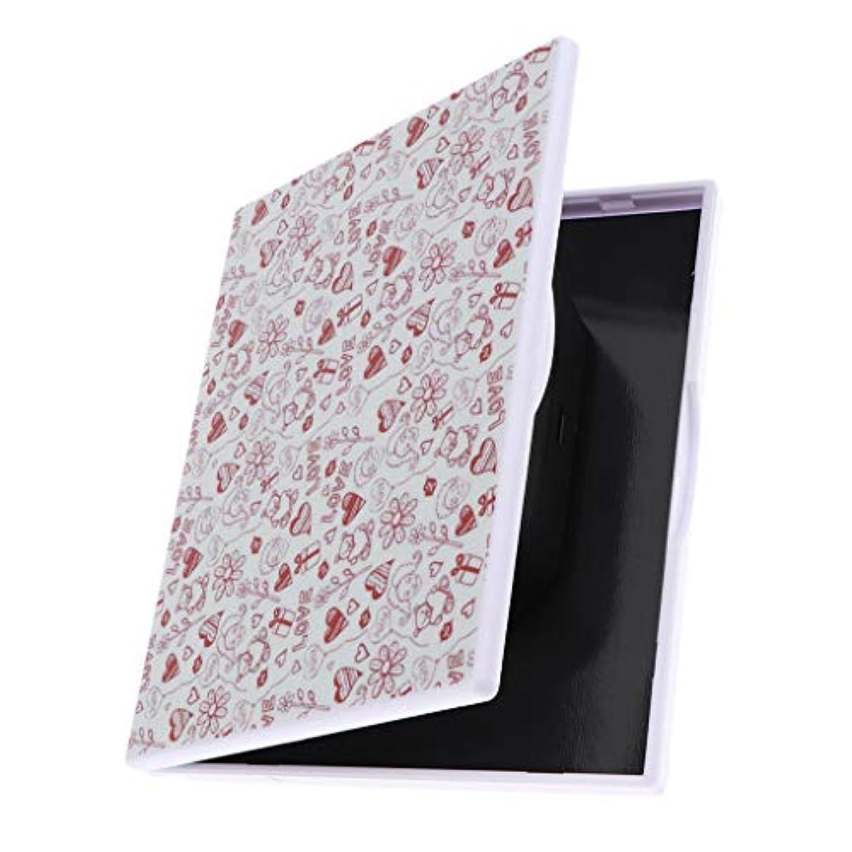 トリム神秘無T TOOYFUL アイシャドウパレット 磁気 頬紅パレット 空 アイシャドーボックス メイクパレット 全4種類選択 - 04