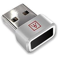 Authentrend USB指紋認証リーダー Windows Hello対応 (ATkey Hello)