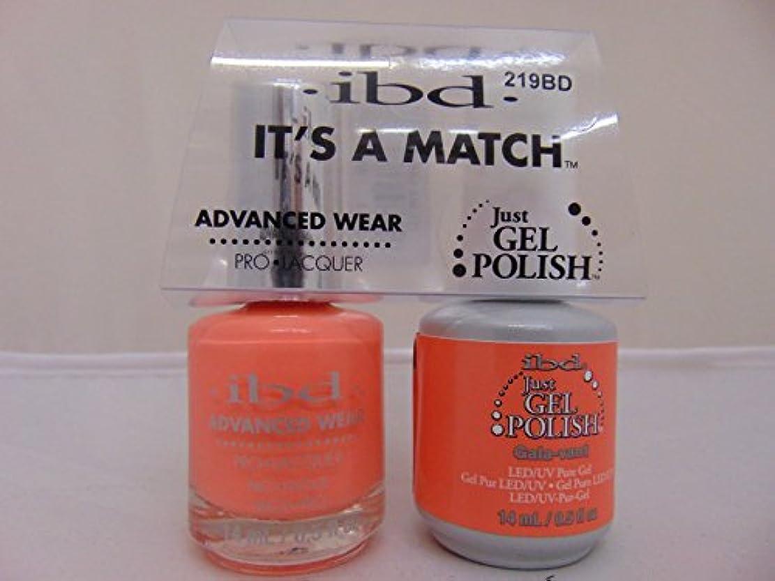刻む愛国的な追加するibd - It's A Match -Duo Pack- Gala-vant - 14 mL / 0.5 oz Each