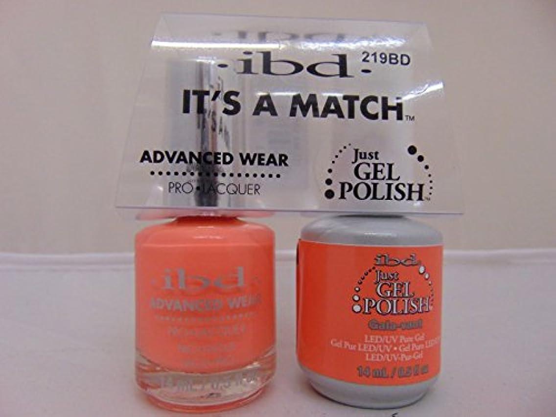 アルプス恥今までibd - It's A Match -Duo Pack- Gala-vant - 14 mL / 0.5 oz Each