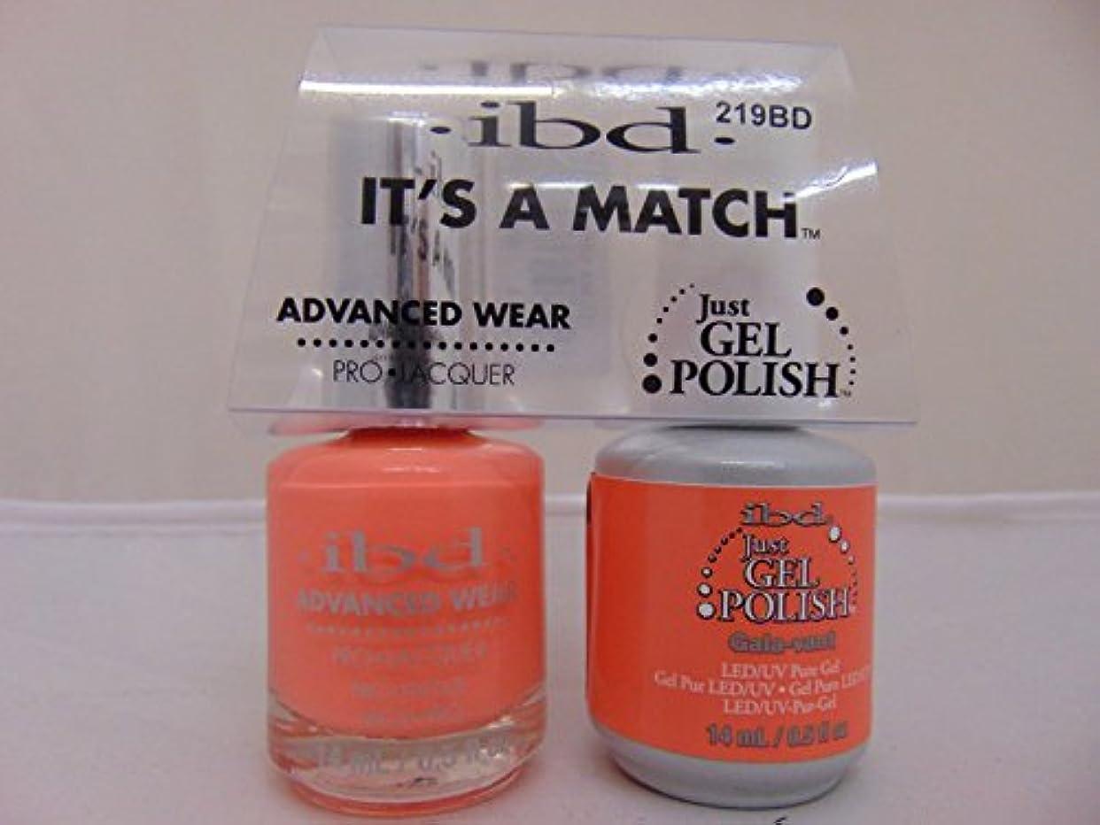 黒板喪とげibd - It's A Match -Duo Pack- Gala-vant - 14 mL / 0.5 oz Each