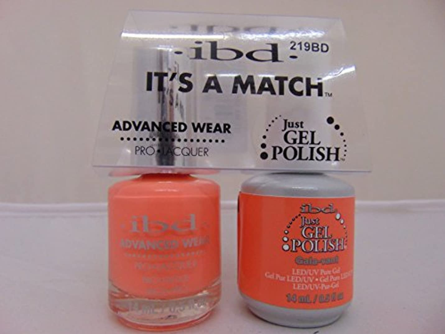 シャッターヤギ色合いibd - It's A Match -Duo Pack- Gala-vant - 14 mL / 0.5 oz Each