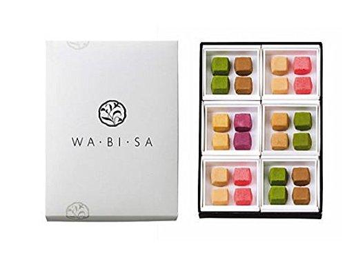 WABISA ワビサ 香ほろん 詰合せ 和三盆 クッキー