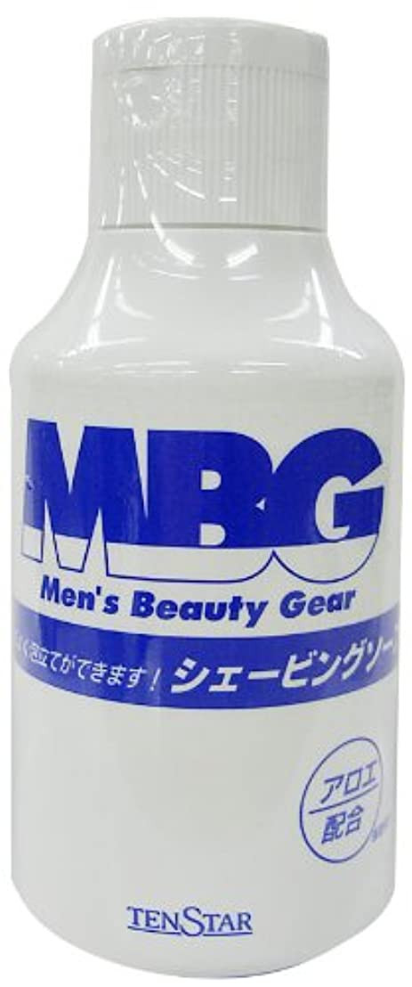貴重なブローグラムMBG シェービングソープ
