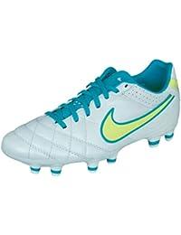 Nike Tiempo Mystic IV FG Womens Leather Soccer Cleats [並行輸入品]